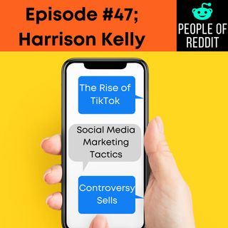 #47; People of Reddit ft. Harrison Kelly | Stay Hydrated Podcast