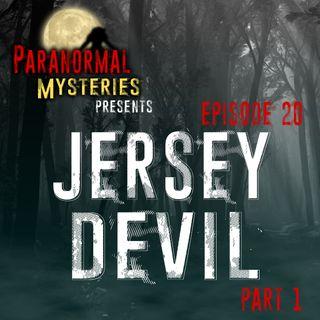 Jersey Devil: Evil In The Pine Barrens (pt 1)