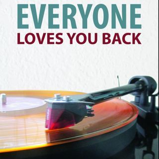 Author Louie Cronin: EVERYONE LOVES YOU BACK