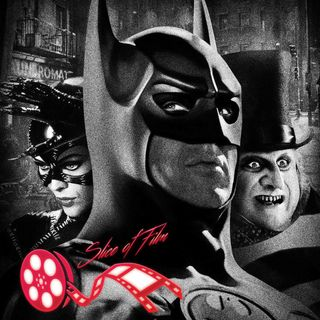 A Slice of Batman Returns : Slice Of Film