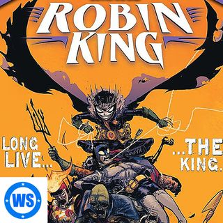 Death Metal : Robin King #1 : DC Comics Round Up Weird Science