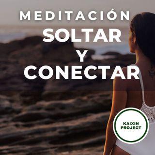 Meditación con música. Paz y Relajación profunda. Soltar y Conectar.