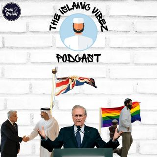 "EP#10: Wot's hapnin Muslims? Rumsfeld dead | Settlers leave hilltop | ""Israeli"" FM visits UAE | Rainbow flag/UAE"