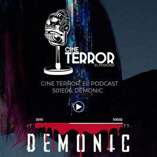 Cine Terror - El Podcast S01E06 - Demonic