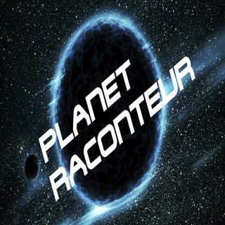 Planet Raconteur podcast episode 4