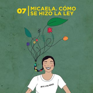 07. Micaela - ¿Cómo se hizo la ley?