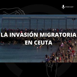15. La invasión migratoria en Ceuta