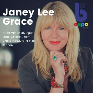 Janey Lee Grace  at The Best You EXPO