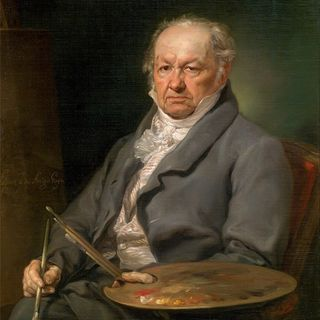 Ressam Francisco Goya y Lucientes'in Düşü