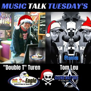 (SMx): Music Talk Tuesday: Xmas Music