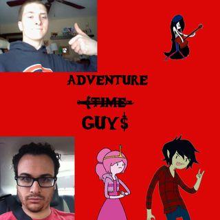 Adventure Time Guys