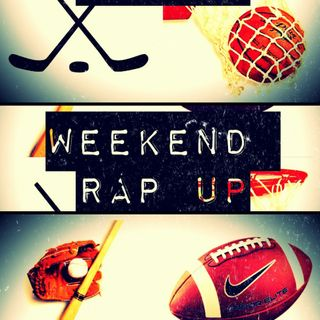 "Weekend Rap Up Ep. 116 - ""Is Dunk Contest Overrated?"""