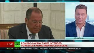BREAKING Sec. of State Pompeo and FM Lavrov Discuss Iran, Venezuela and Election Meddling