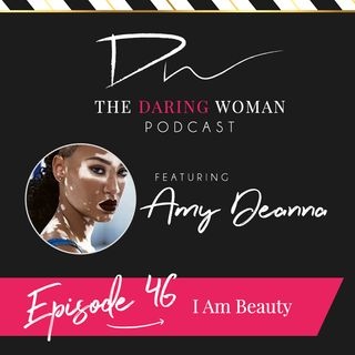 I Am Beauty with CoverGirl Model, Amy Deanna