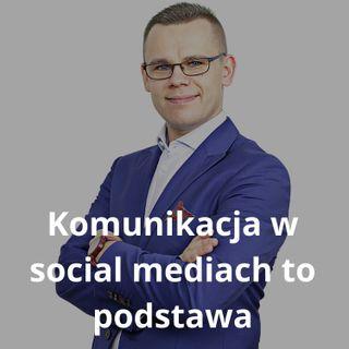 Przemysław Rochon Jak Zaistnieć i Trzymać Dobry Wizerunek w Social Media