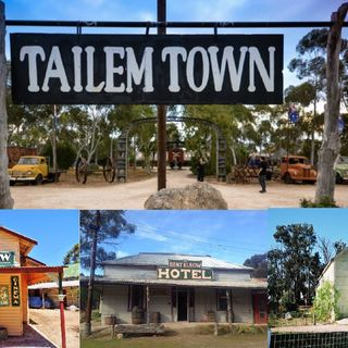Ep. 338 - Old Tailem Town