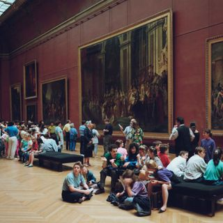 Louvre, Lupin ed i 90 milioni