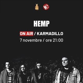 Hemp Band: stoner a manetta - Karmadillo - s03e05