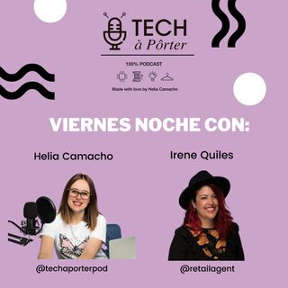 6- Viernes noche con: Irene Quiles
