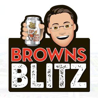Browns Blitz: Nick Karns & Jacob Roach Join the Show!!