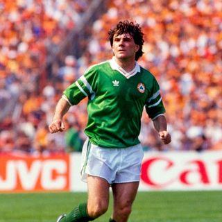 Ray Houghton - Premier League, Liverpool, Italia 90, USA94