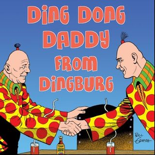 Ding Dong Daddy Ona Move