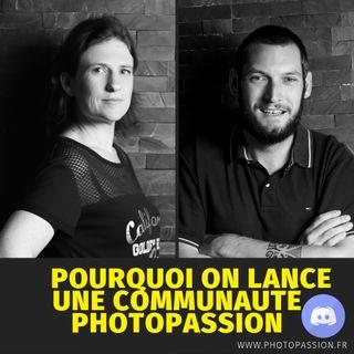 Lancement de la communauté bienveillante Photopassion sur Discord