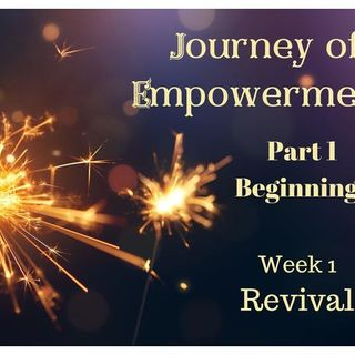 The Journey of Empowerment Part 1 Beginnings