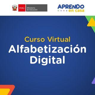 Bienvenida al curso Alfabetización Digital - 5U