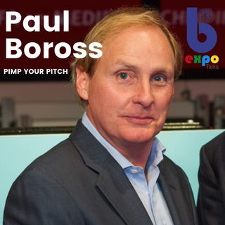 Paul Boross at The Best You EXPO