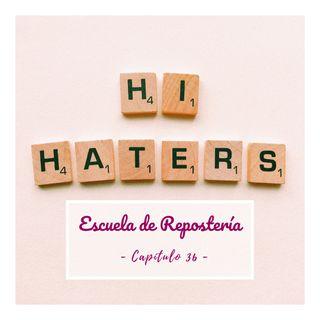 36. NIVEL 3: Críticas hacia tu trabajo y haters