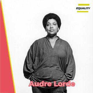 Ep.5 - Audre Lorde (Realizzato da Ginevra Sola e Federica Bonantini)