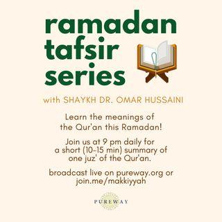 Ramadan Tafsir 9