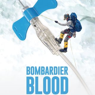 Bombardier Blood Documentary - Patrick James Lynch and Chris Bombardier on Big Blend Radio