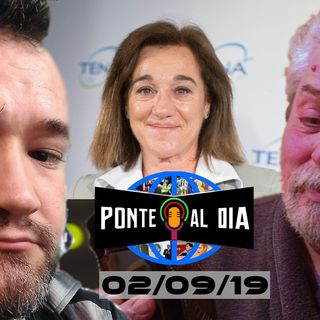 Blanca Fernández Ochoa | Ponte al día 02/09/2019