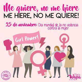 Episodio 5. 23-11 No violencia contra la mujer