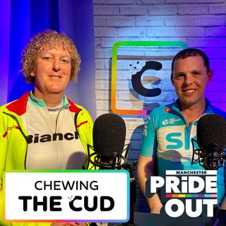 89 - Ricky's Cycling Guinea Pig. Pride Out UK are our guests.