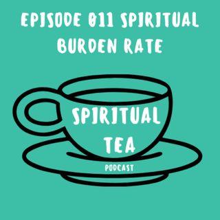 011 Spiritual Burden Rate