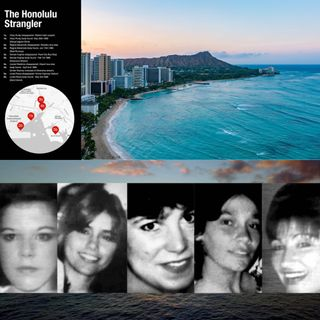 (S2) Honolulu, Hawaii (Honolulu Strangler)