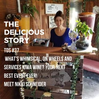 TDS 37 Whimsical Wine Trailer Nikki Schneider