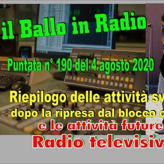 Tony Mantineo MUSICANDO il BALLO 190  Radio/tv