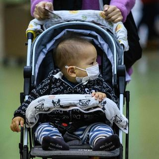 Masks Could Be Dangerous For Babies Under 2 Years Old