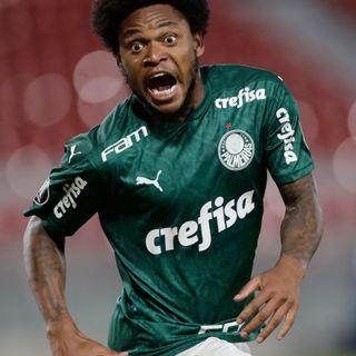 Gol de Palmeiras: Luiz Adriano 0-2