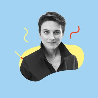 """#51 Verhaltensbiologin Elisabeth Oberzaucher: """"Lasst uns die Unzufriedenheit umarmen. Sie ist der Antrieb für Innovation"""""""
