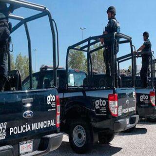 Detienen en Guanajuato a nueve integrantes de una célula delictiva