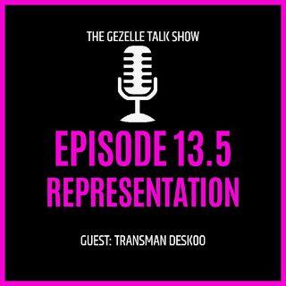 Episode 13 - Gezelle & Deskoo talk