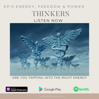 Ep 5 : How UNIQUE PEOPLE Tap into Famine Energy