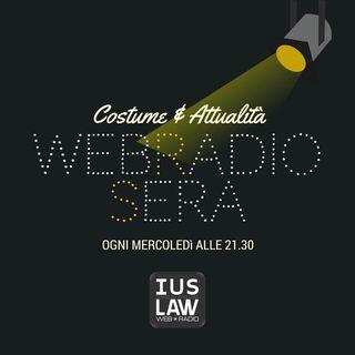 Webradiosera TALK - Mercoledì 14 Giugno ore 21.00