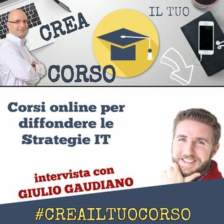 #STORIE04: Giulio Gaudiano (Strategia Digitale)