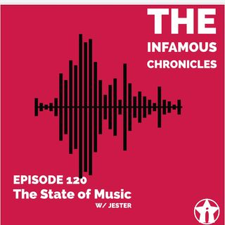E120: State of Music 🎵
